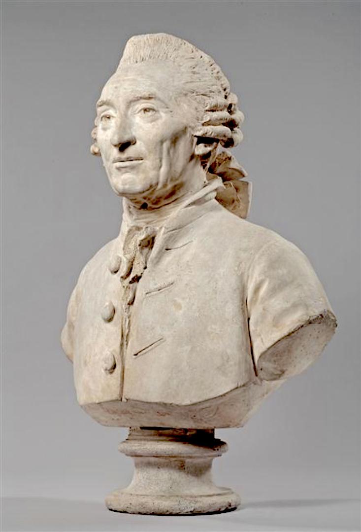 Jean-Antoine Houdon, le sculpteur des Lumières Capt1194