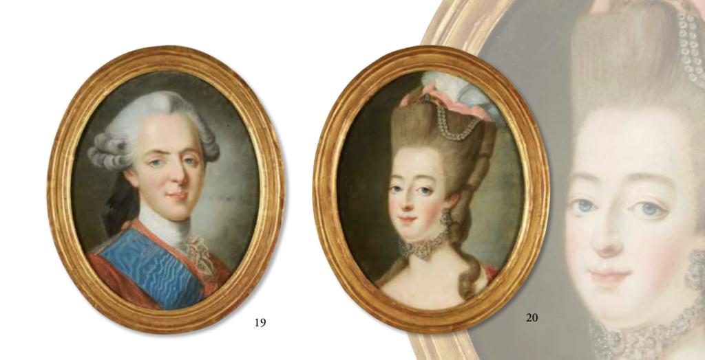 Portraits de Marie-Antoinette attribués aux Gautier Dagoty (ou d'après). - Page 2 Capt1195