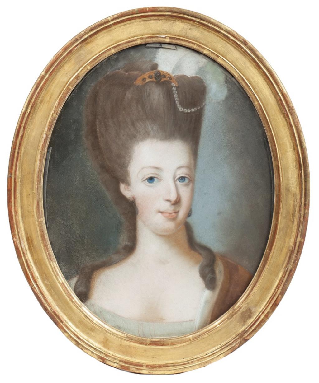 Portraits de Marie-Antoinette attribués aux Gautier Dagoty (ou d'après). - Page 3 Capt1209