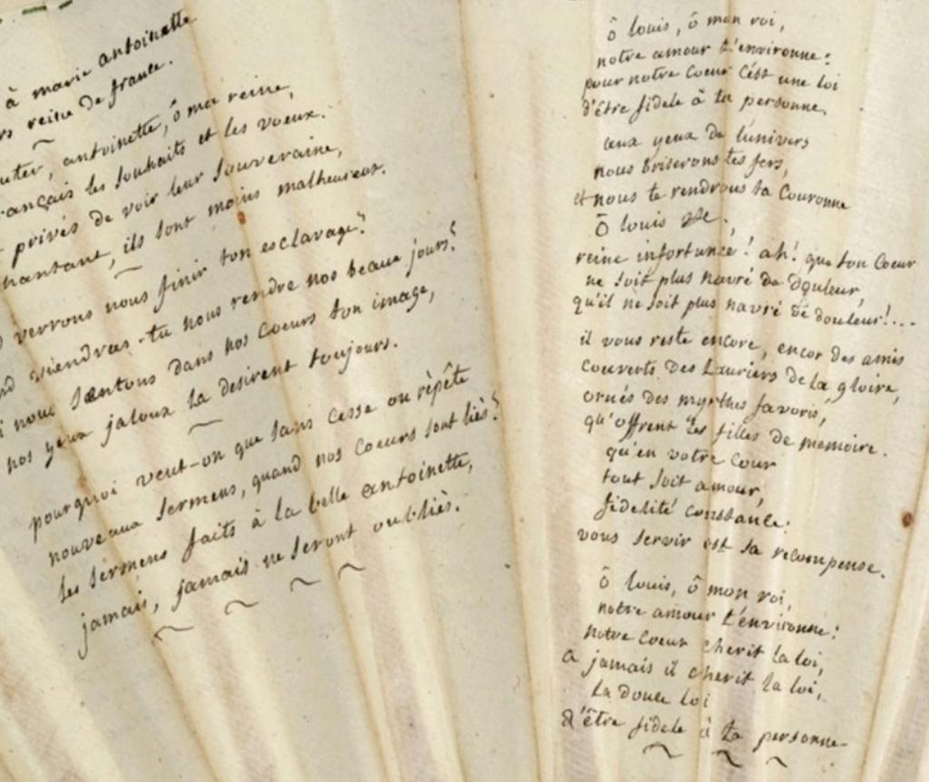 Les éventails au XVIIIe siècle - Page 5 Capt1253