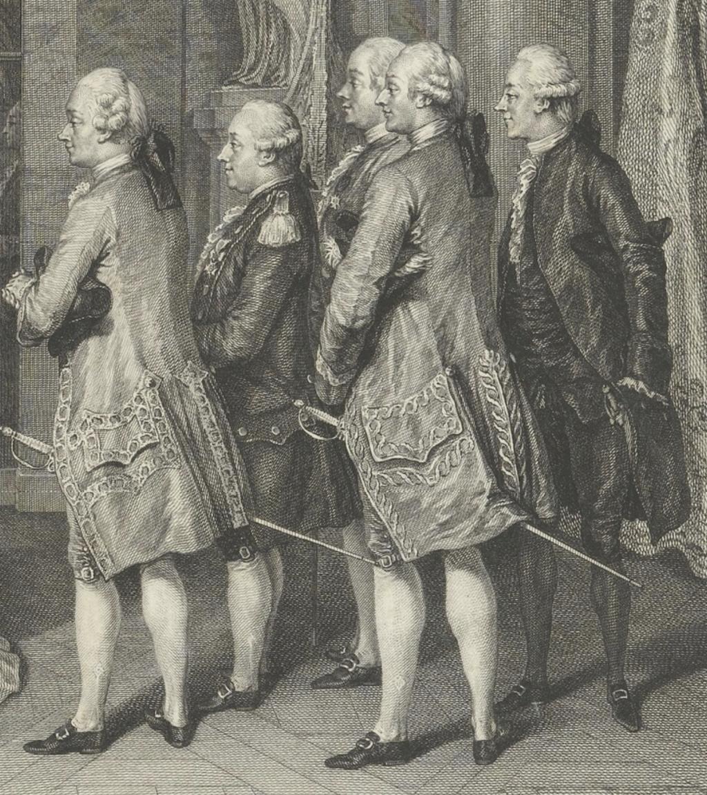Marie-Antoinette par Charles-Henri des Fossés (Desfossés) ou Desfossez Capt1256