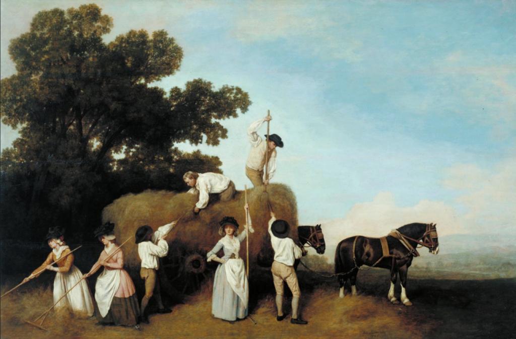 George Stubbs : artiste peintre et anatomiste.  Capt1294