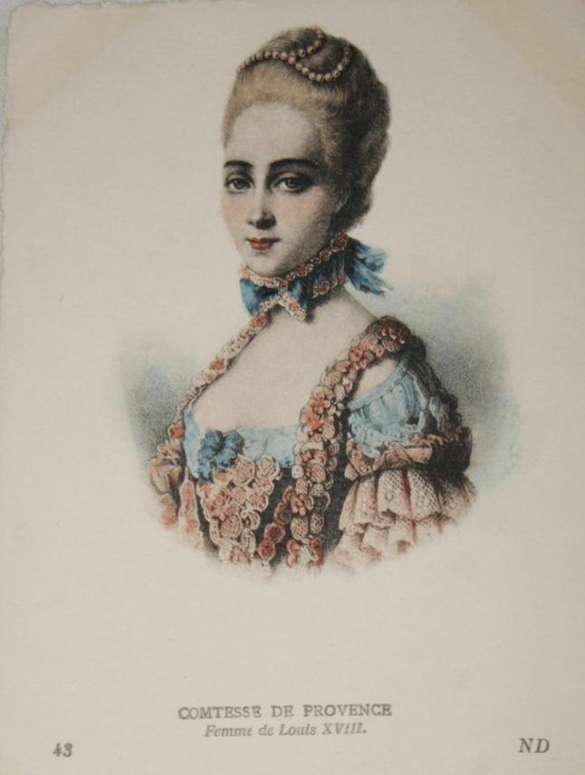 Marie-Joséphine de Savoie, comtesse de Provence - Page 8 Capt1309