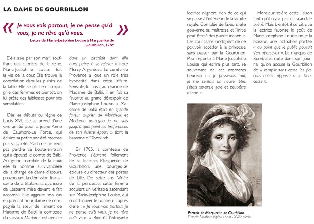 La comtesse de Provence et sa favorite, Catherine de Gourbillon : une liaison amoureuse - Page 3 Capt1310