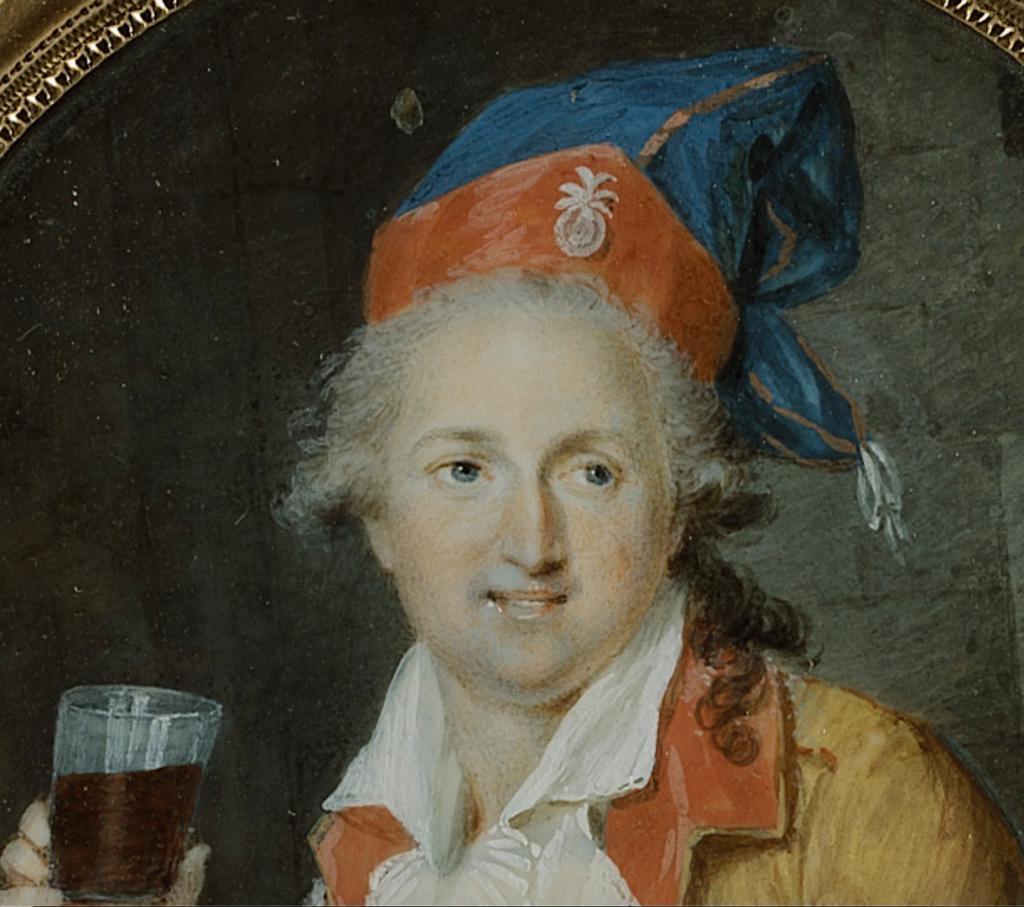 Louis XVI coiffé du bonnet phrygien Capt1314
