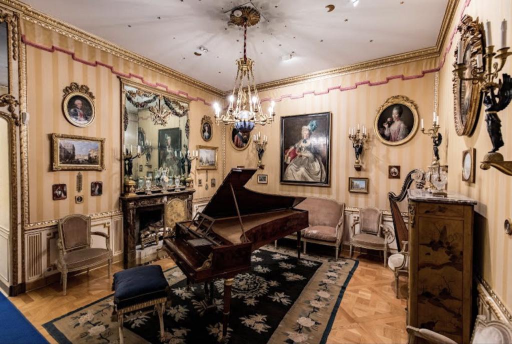 Visite de la Fondation Accorsi - Ometto, musée des arts décoratifs (Turin) : le Cognacq-Jay turinois Capt1316
