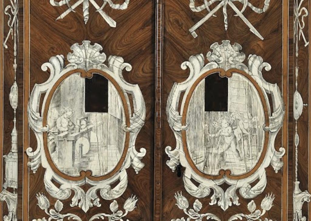 Visite de la Fondation Accorsi - Ometto, musée des arts décoratifs (Turin) : le Cognacq-Jay turinois Capt1318