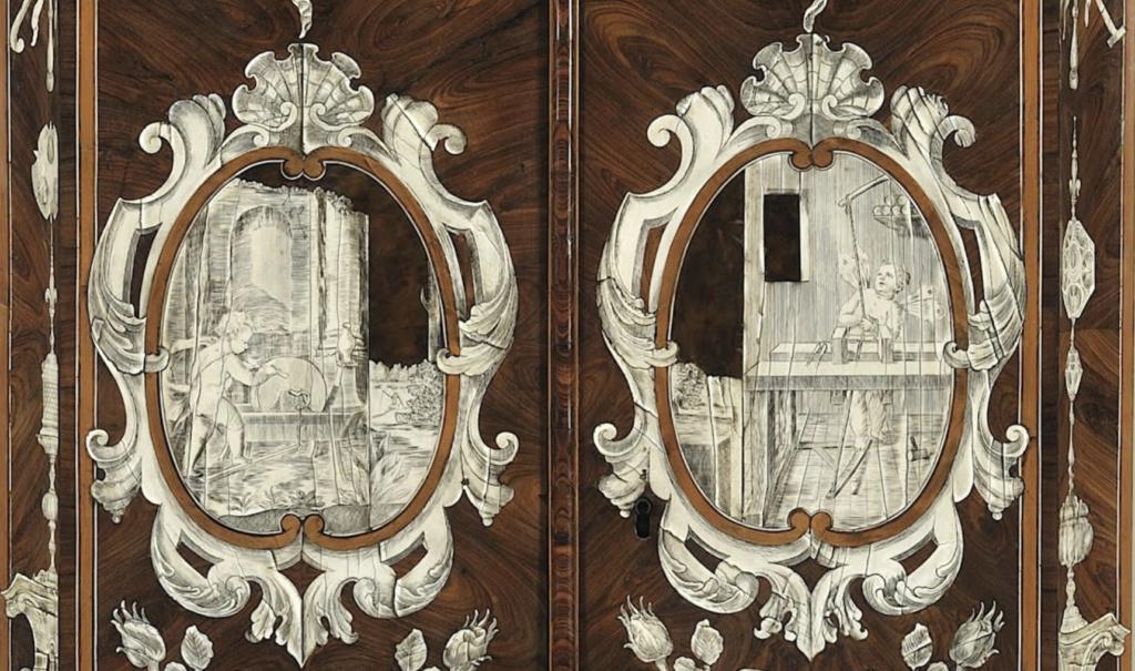 Visite de la Fondation Accorsi - Ometto, musée des arts décoratifs (Turin) : le Cognacq-Jay turinois Capt1319