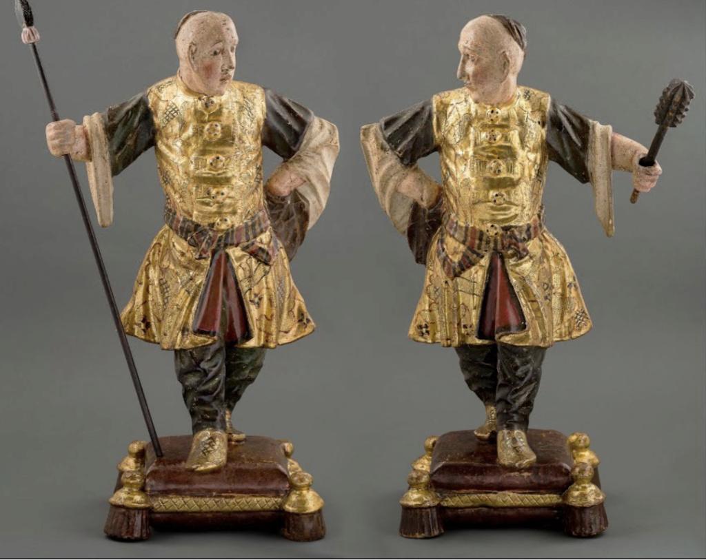 Visite de la Fondation Accorsi - Ometto, musée des arts décoratifs (Turin) : le Cognacq-Jay turinois Capt1321