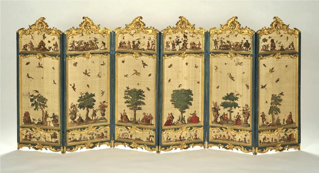Visite de la Fondation Accorsi - Ometto, musée des arts décoratifs (Turin) : le Cognacq-Jay turinois Capt1322