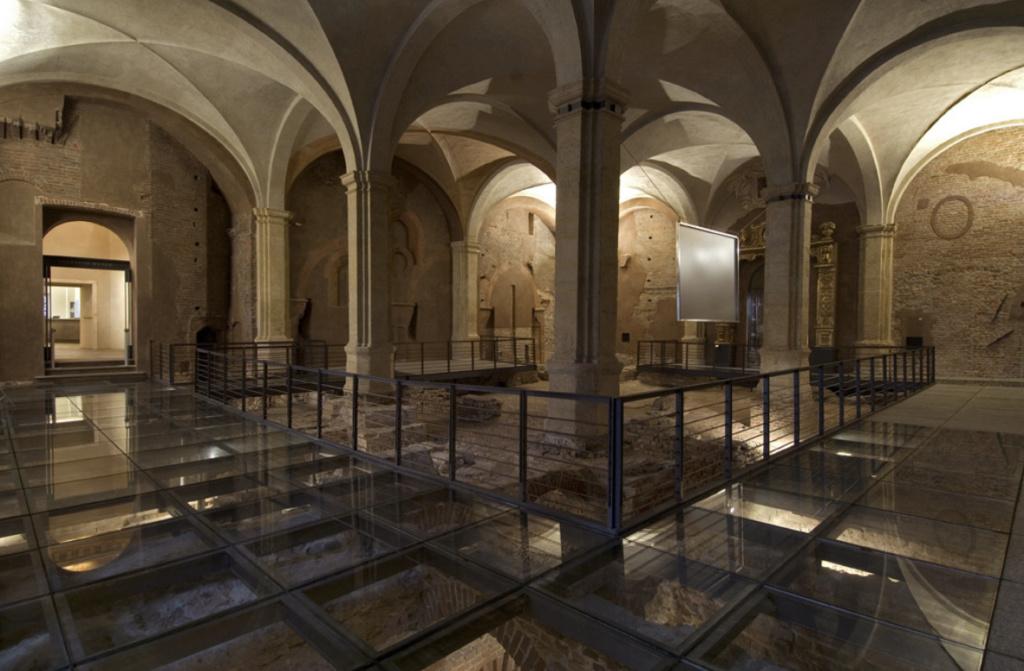 Le Palais Madame à Turin (Palazzo Madama, Torino) Capt1357