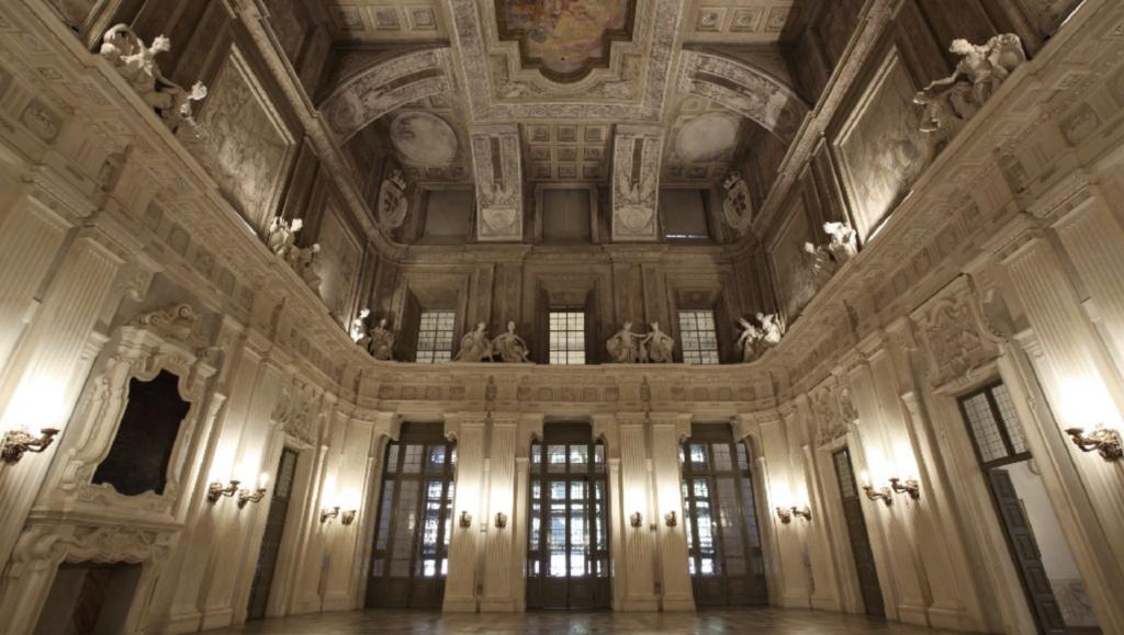 Le Palais Madame à Turin (Palazzo Madama, Torino) Capt1358