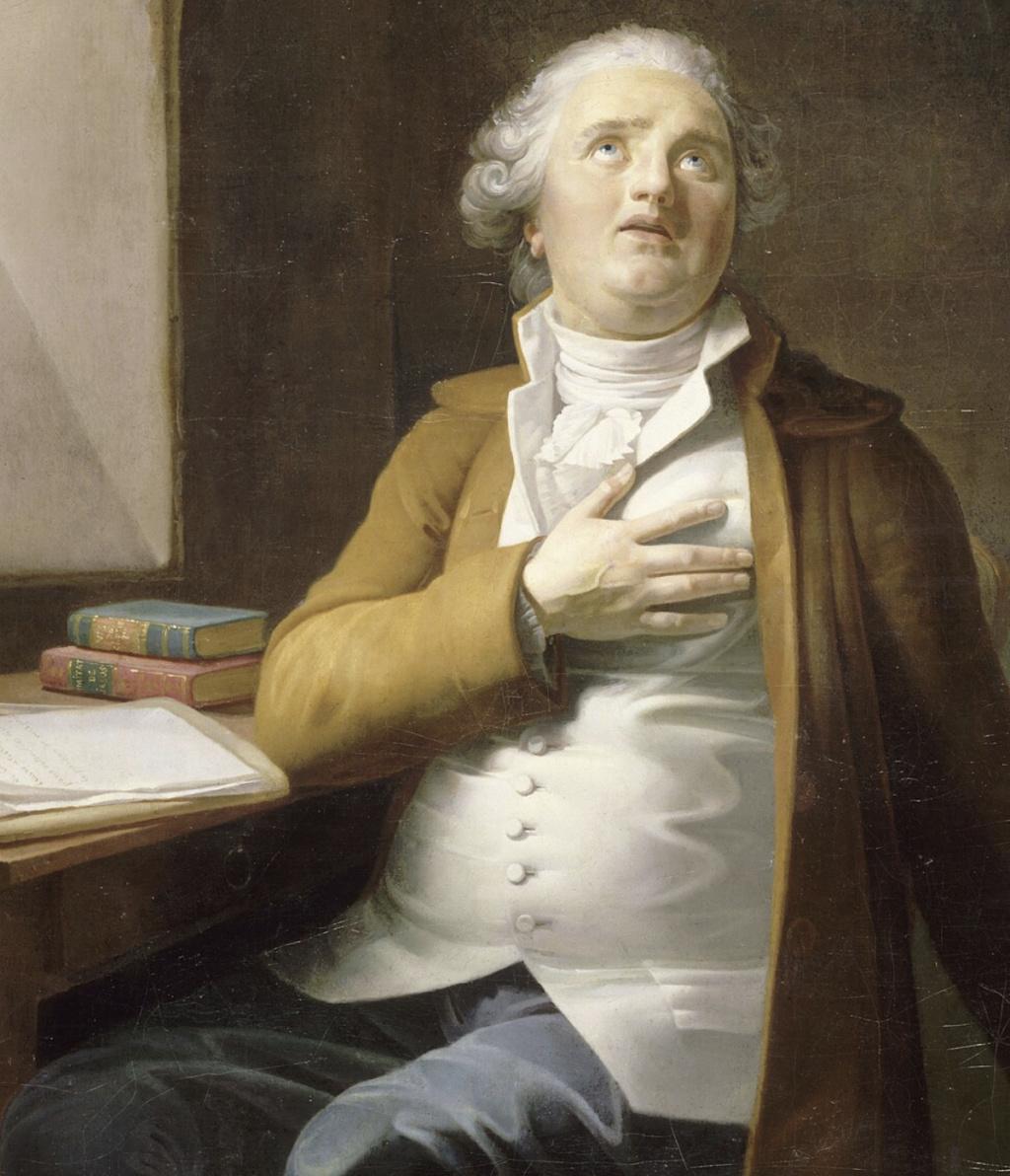 Louis XVI coiffé du bonnet phrygien Capt1379