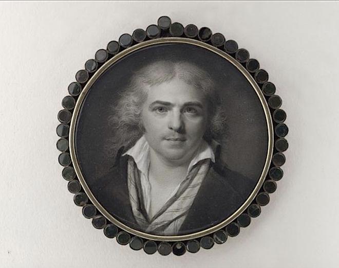 Jean-Baptiste-Jacques Augustin, peintre miniaturiste Capt1383