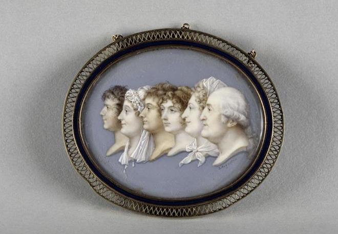 Jean-Baptiste-Jacques Augustin, peintre miniaturiste Capt1384