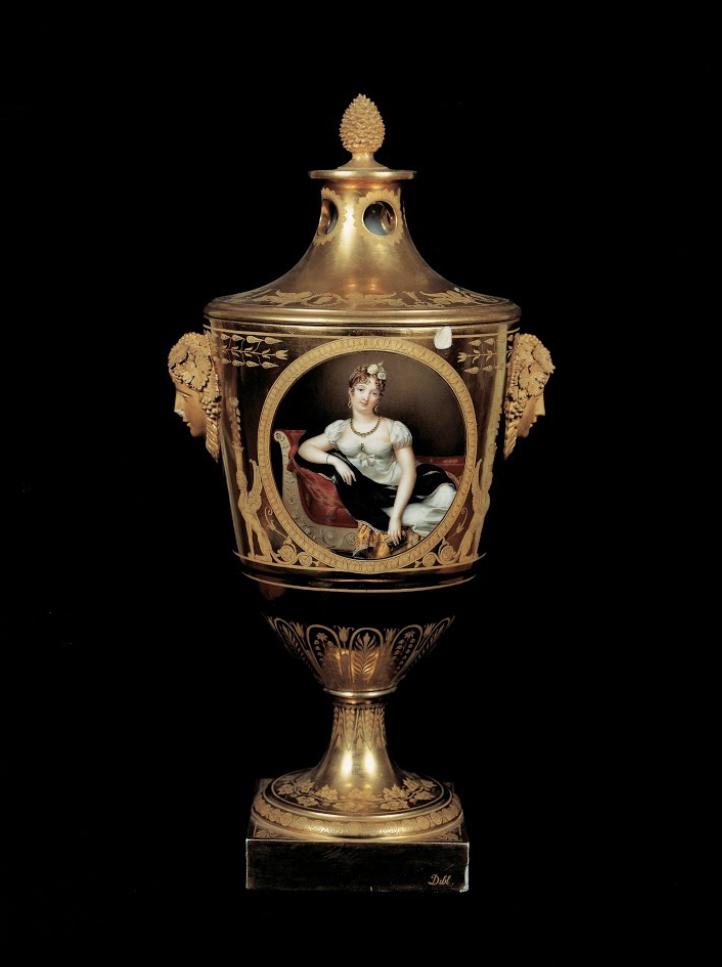 Jean-Baptiste-Jacques Augustin, peintre miniaturiste Capt1386