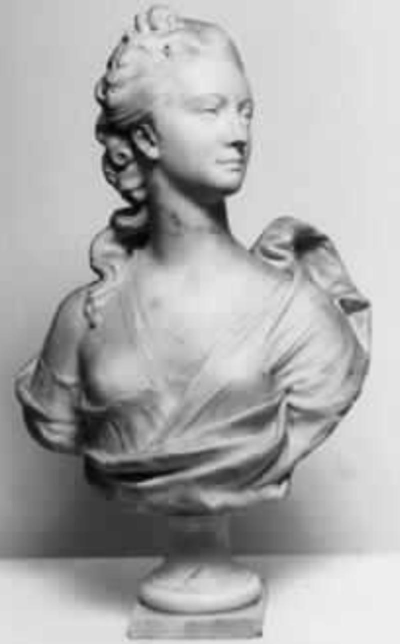 Sculpture : Les bustes de la princesse de Lamballe (présumée) Capt1468