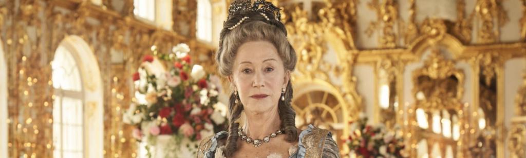 Série (HBO) : Catherine The Great, avec Helen Mirren Capt1486