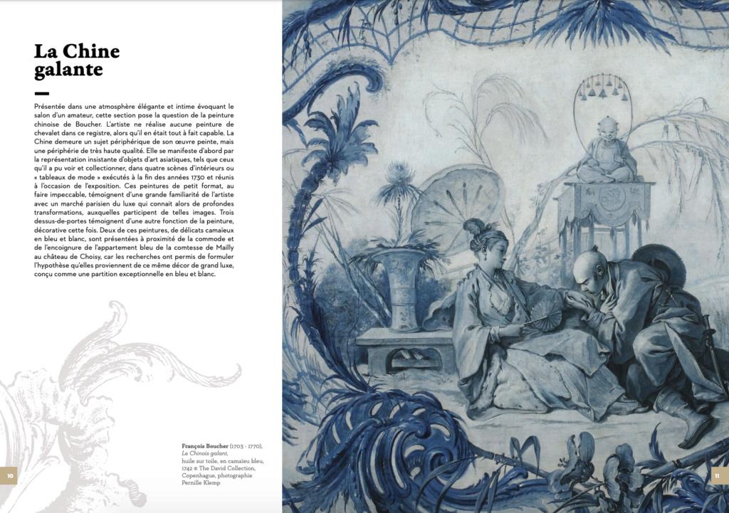 Exposition : Une des provinces du Rococo, la Chine rêvée de François Boucher (MBAA de Besançon) Capt1517