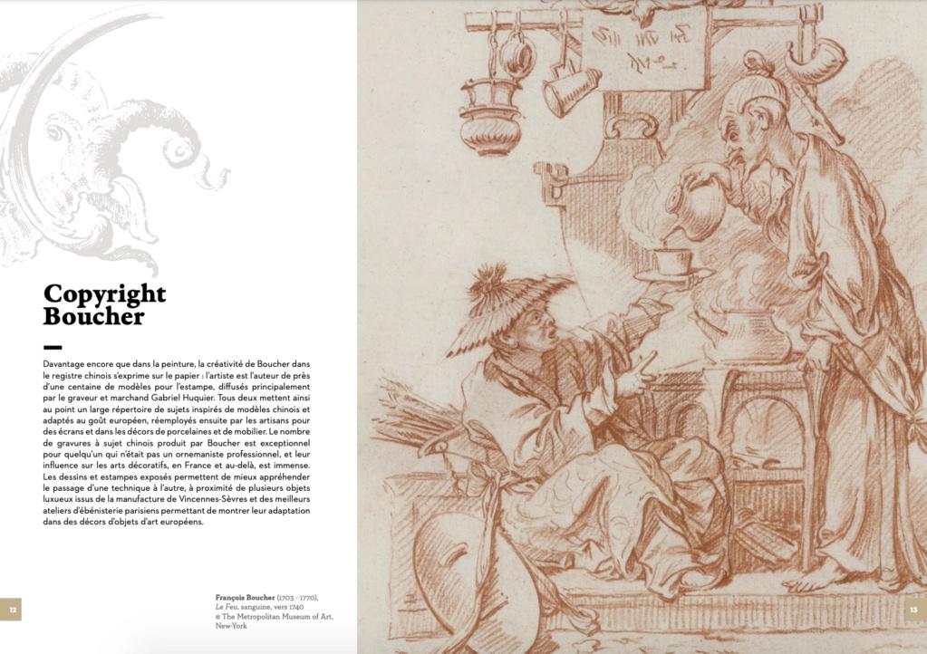 Exposition : Une des provinces du Rococo, la Chine rêvée de François Boucher (MBAA de Besançon) Capt1518