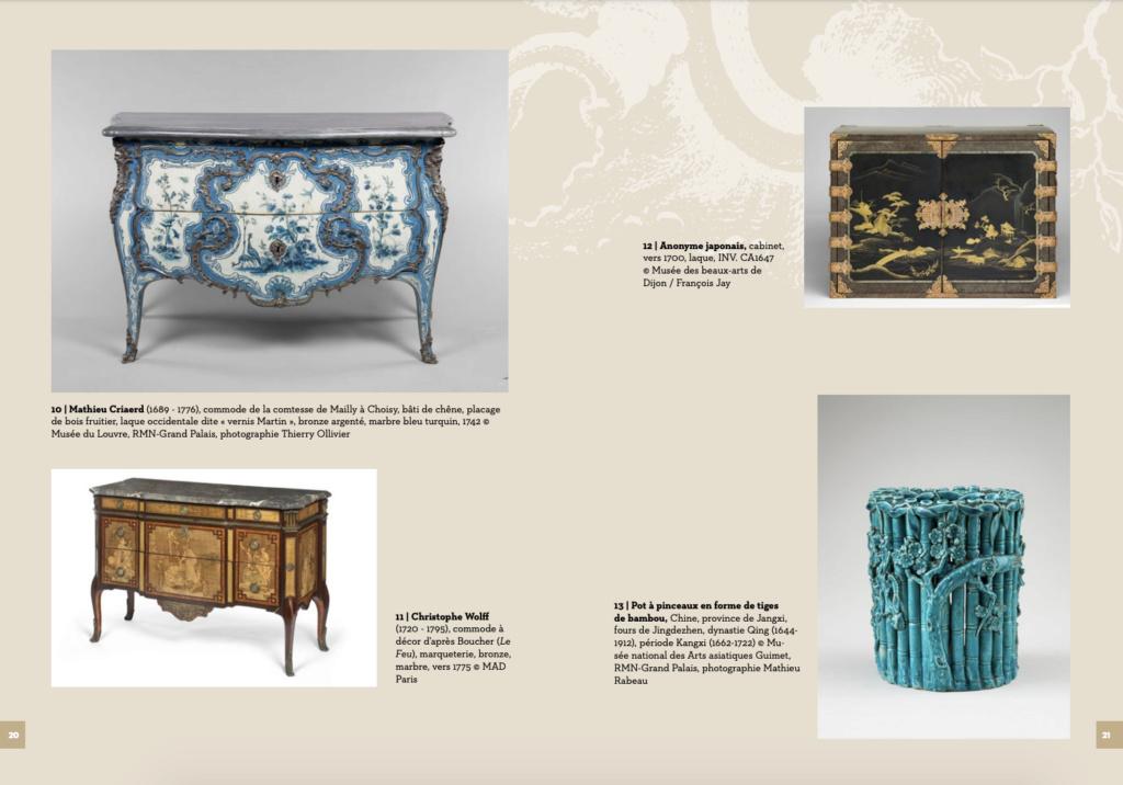 Exposition : Une des provinces du Rococo, la Chine rêvée de François Boucher (MBAA de Besançon) Capt1520