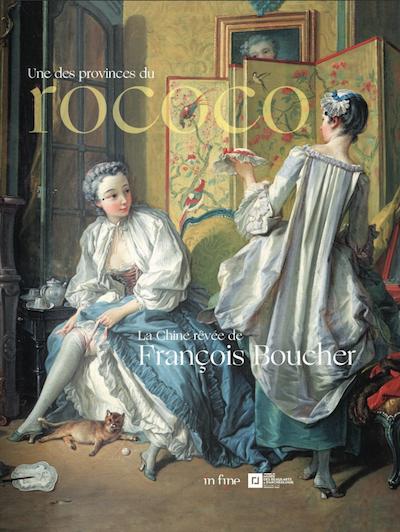 Exposition : Une des provinces du Rococo, la Chine rêvée de François Boucher (MBAA de Besançon) Capt1528