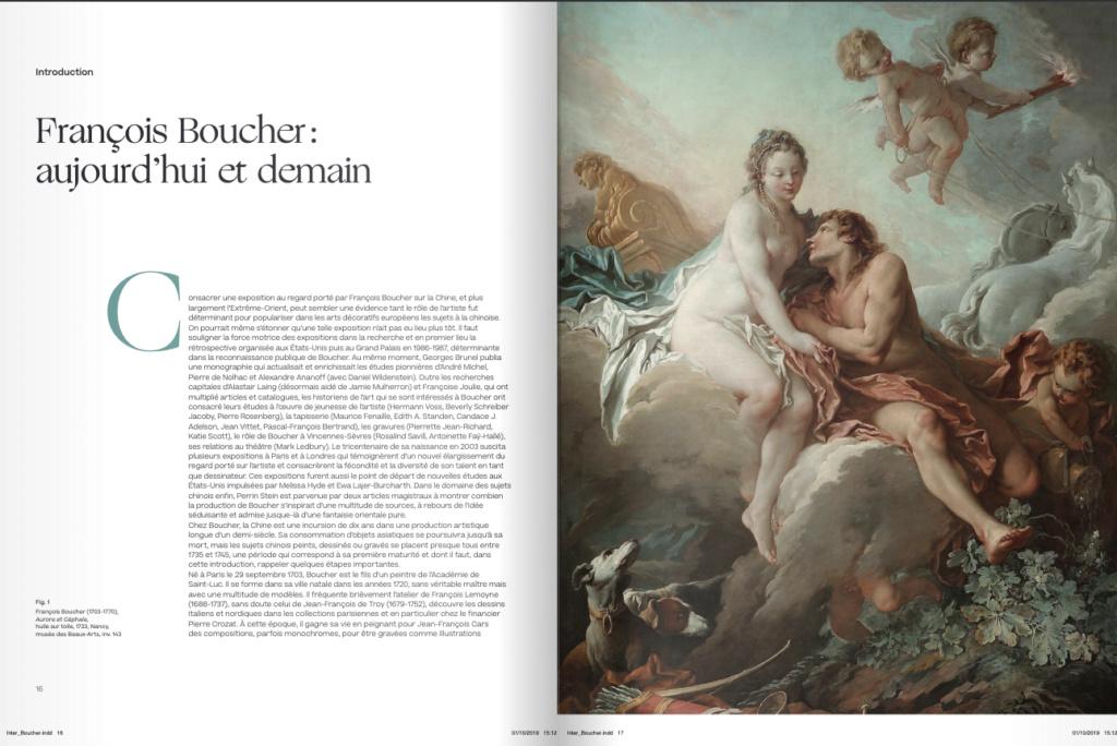 Exposition : Une des provinces du Rococo, la Chine rêvée de François Boucher (MBAA de Besançon) Capt1529