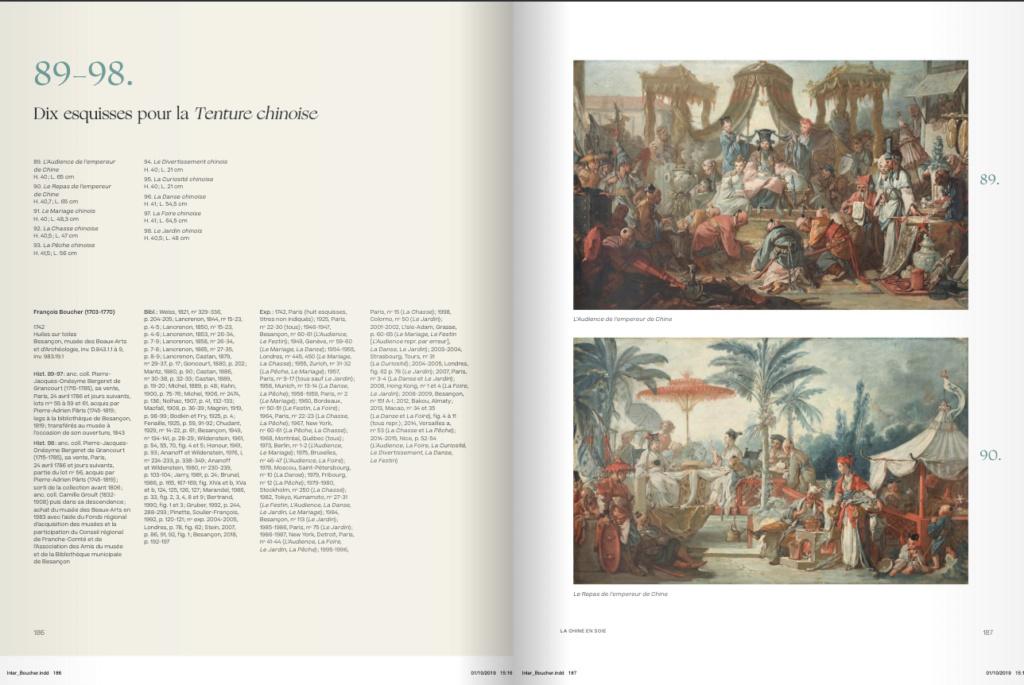 Exposition : Une des provinces du Rococo, la Chine rêvée de François Boucher (MBAA de Besançon) Capt1534
