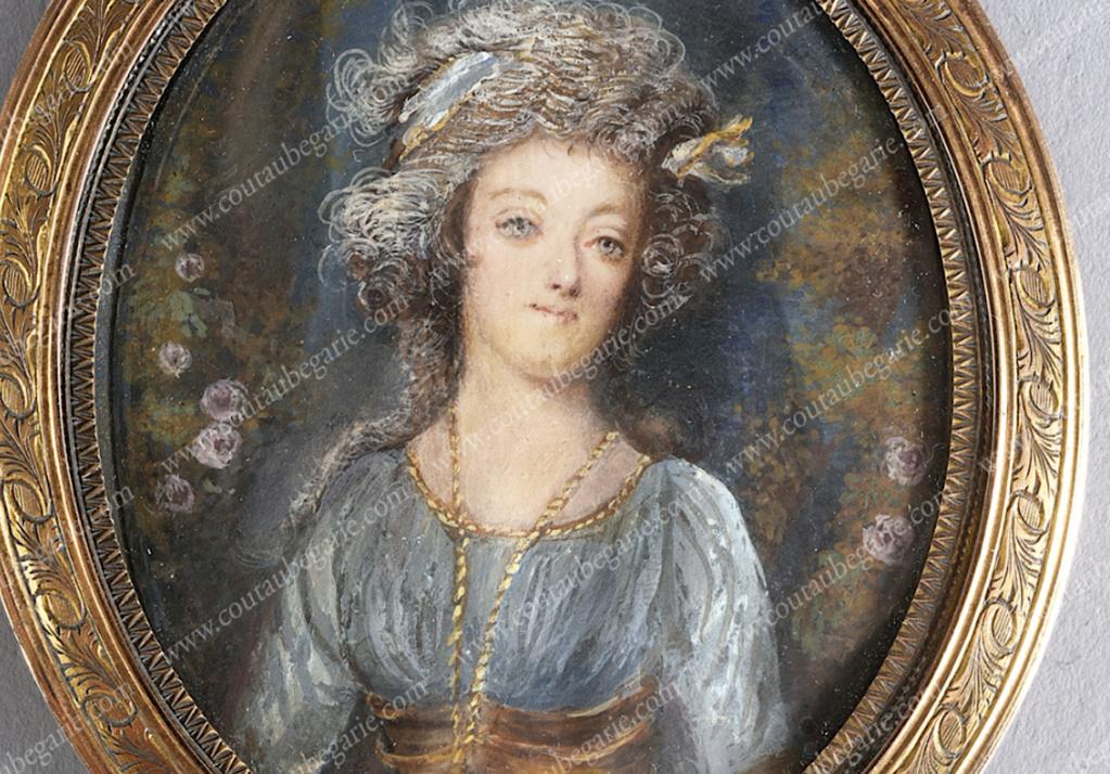 Marie Antoinette, miniatures attribuées à ou d'après François Dumont - Page 2 Capt1543