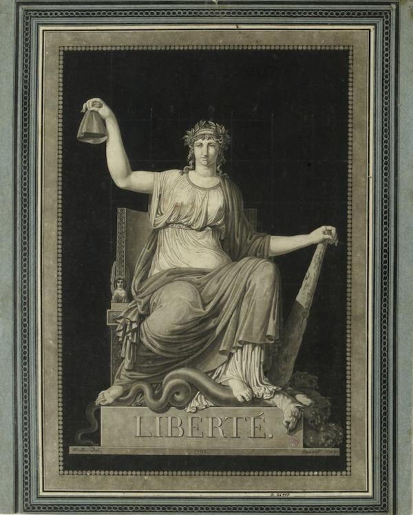 Gravures : Portraits de Marie Antoinette par Jean-François Janinet, d'après Dagoty Capt1548