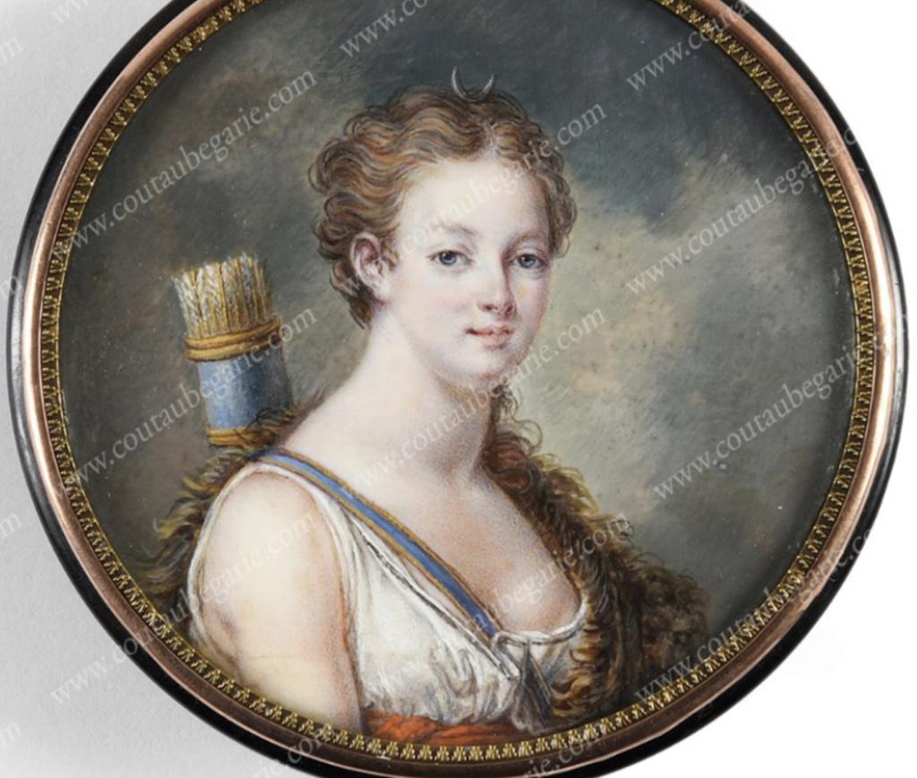 Marie-Antoinette et la famille royale : la collection d'Alain Bancel - Page 3 Capt1551