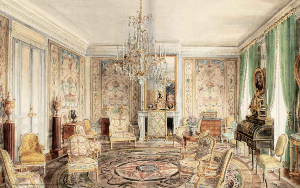 Vente Sotheby's, Paris : La collection du comte et de la comtesse de Ribes Capt1553