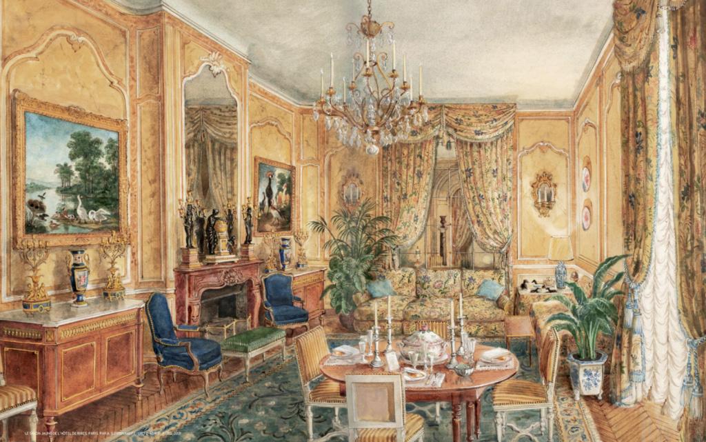 Vente Sotheby's, Paris : La collection du comte et de la comtesse de Ribes Capt1557