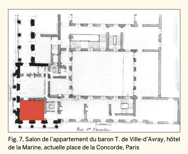Le Garde-Meuble de la Couronne, actuel Hôtel de la Marine - Page 4 Capt1573