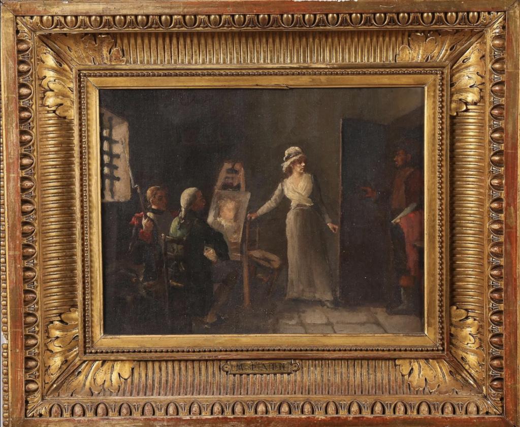 Portraits de Marie-Antoinette dans les prisons du Temple et de la Conciergerie - Page 4 Capt1603