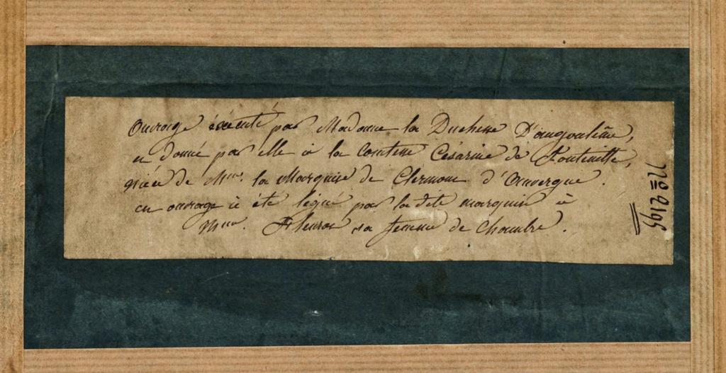 L'entrevue du Tsar Alexandre Ier et de Louis XVIII à Compiègne, le 1er mai 1814 Capt1612