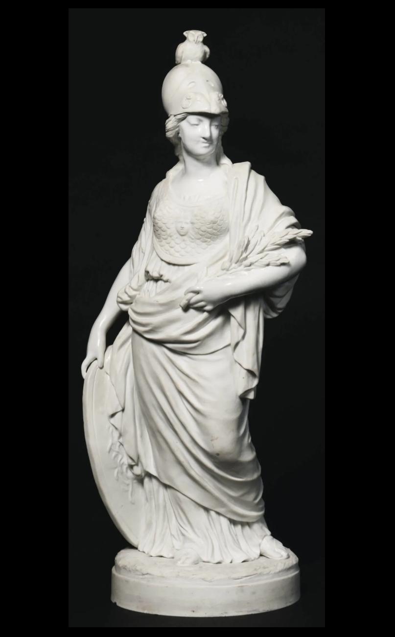 Marie-Antoinette en Minerve, par Josse-François-Joseph Le Riche  Capt1623