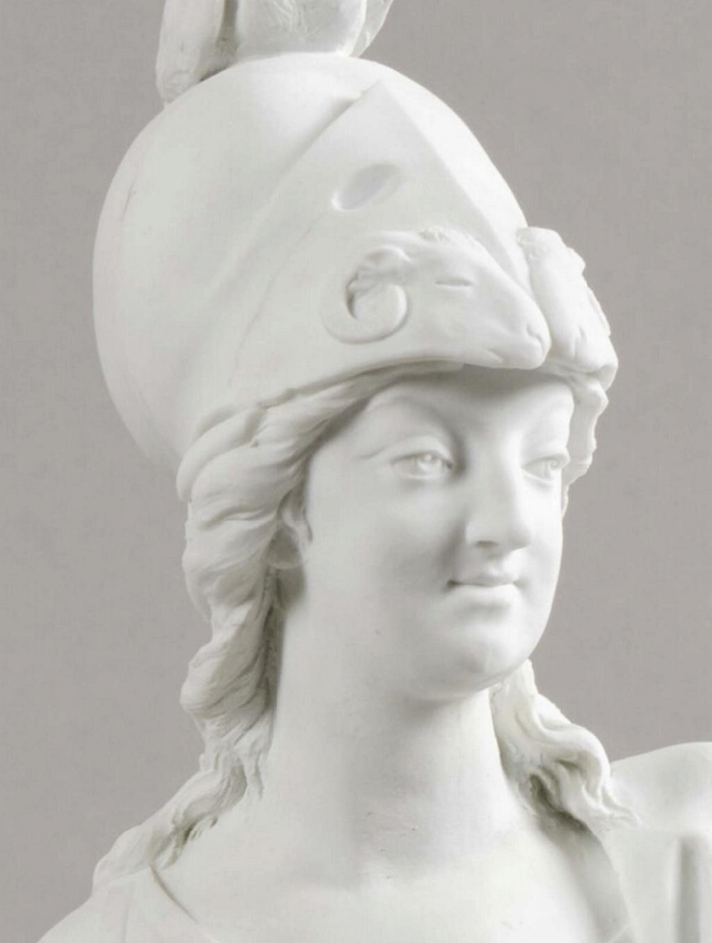 Marie-Antoinette en Minerve, par Josse-François-Joseph Le Riche  Capt1629