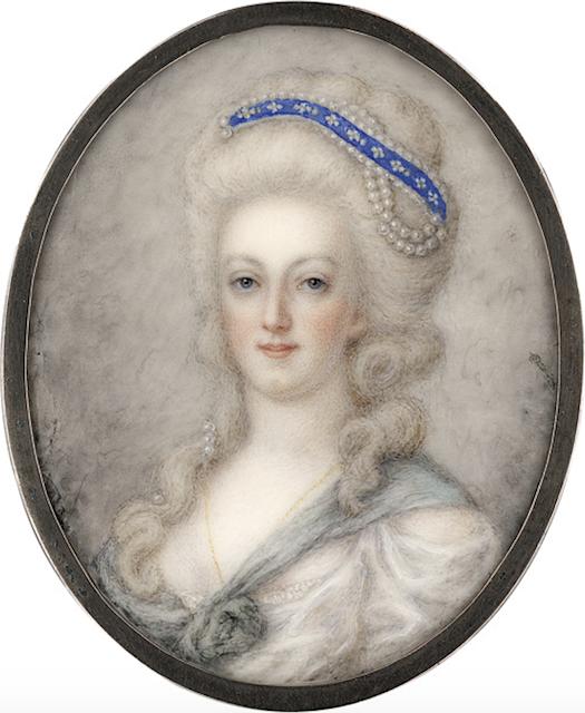 Divers portraits de Marie-Antoinette : miniatures du XVIIIe siècle (dont artistes non attribués) - Page 4 Capt1630