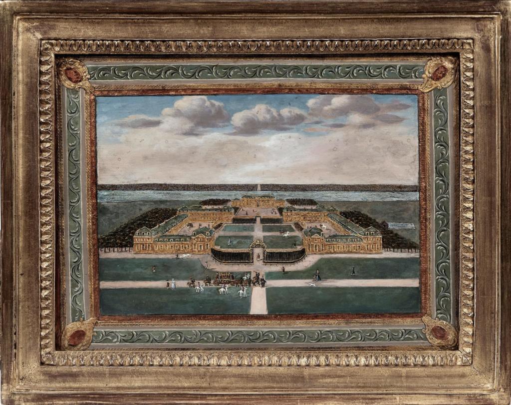 Saint-Hubert, château royal délaissé par Louis XVI Capt1634