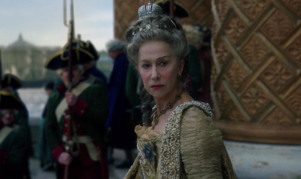 Série (HBO) : Catherine The Great, avec Helen Mirren Capt1699