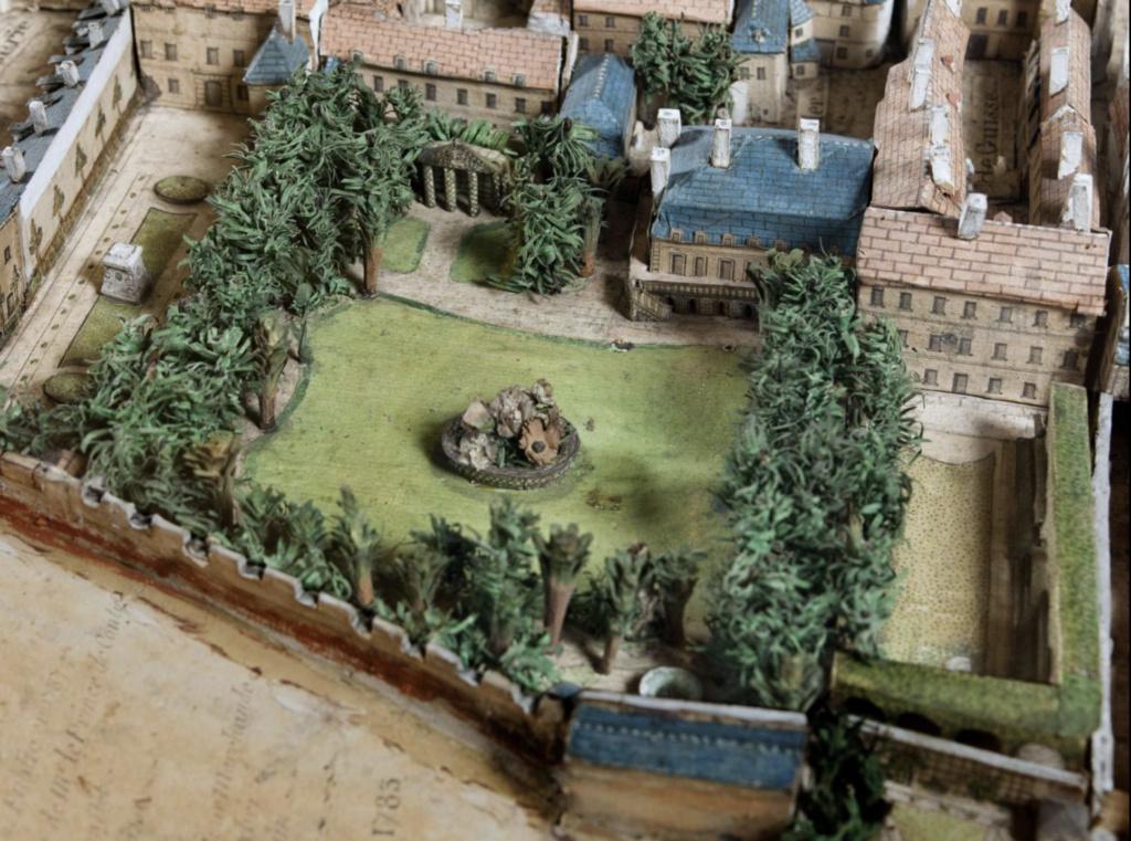 L'enclos du Temple au XVIIIe siècle - Page 3 Capt1739