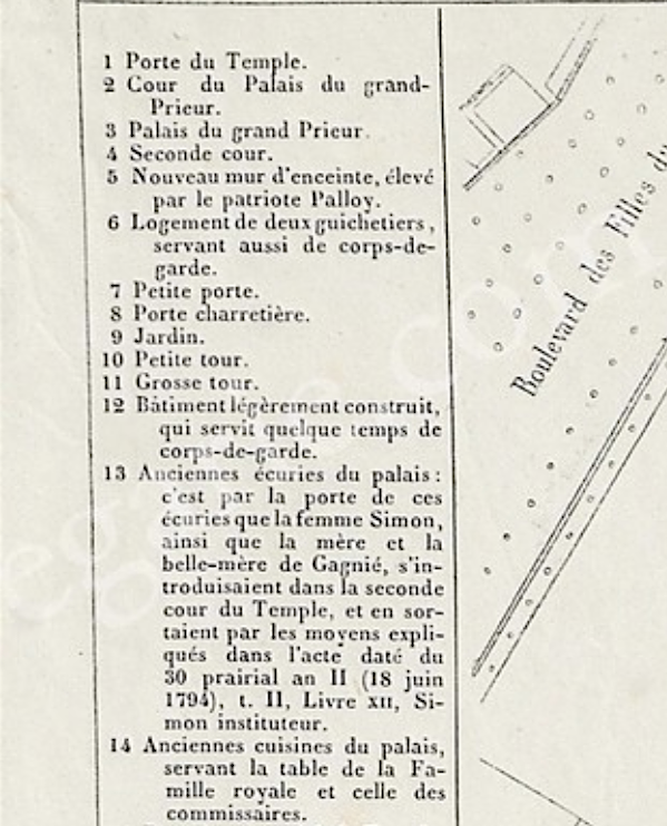 L'enclos du Temple au XVIIIe siècle - Page 3 Capt1768