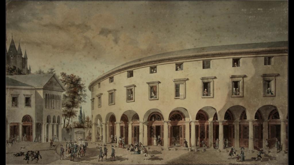 L'enclos du Temple au XVIIIe siècle - Page 3 Capt1769