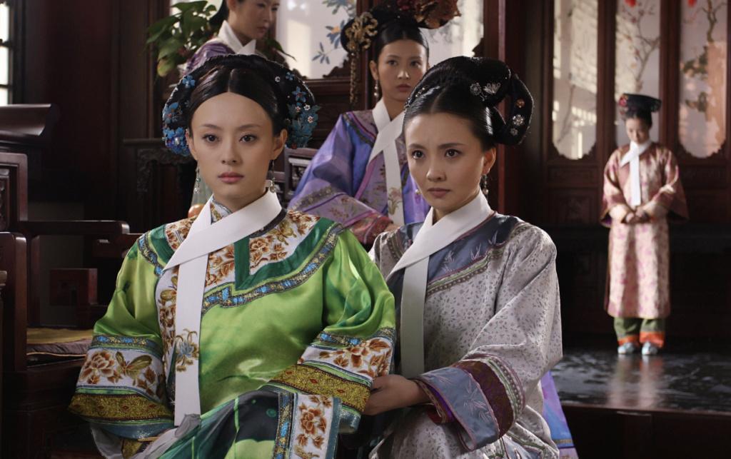 Série : The Legend of Zhen Huan (Empresses in the Palace), les atours de l'aristocratie chinoise au XVIIIe siècle Capt1779