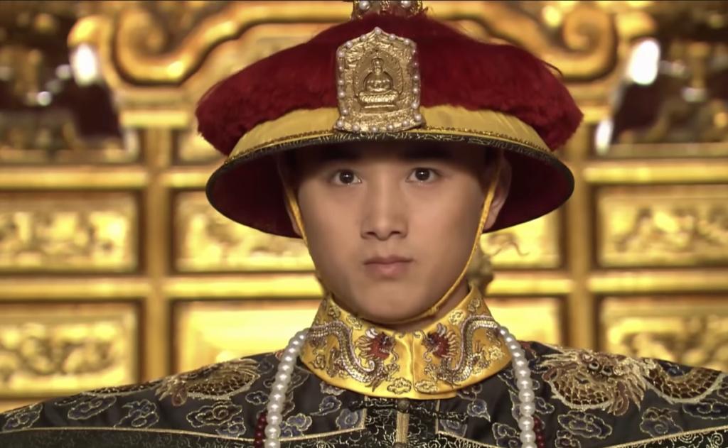 Série : The Legend of Zhen Huan (Empresses in the Palace), les atours de l'aristocratie chinoise au XVIIIe siècle Capt1781