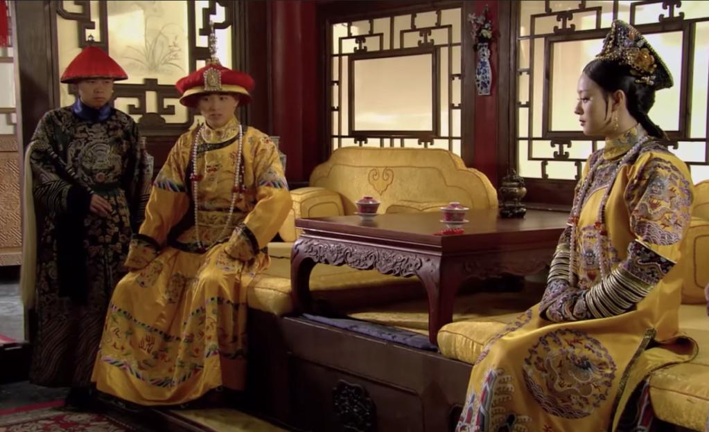 Série : The Legend of Zhen Huan (Empresses in the Palace), les atours de l'aristocratie chinoise au XVIIIe siècle Capt1782
