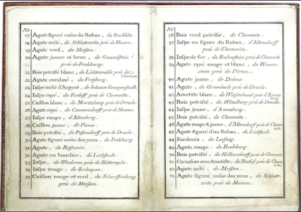 Neuber, orfèvre de la Cour de Saxe Capt1795