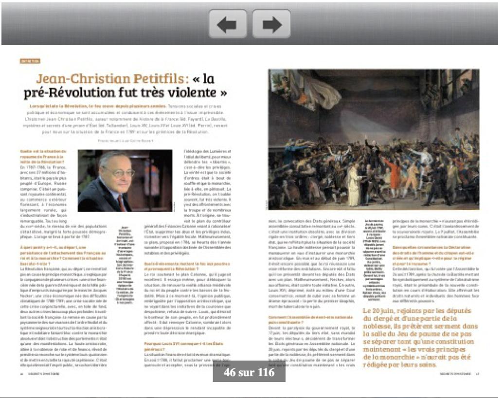 Revue de presse : à trouver chez son marchand de journaux - Page 12 Capt1803