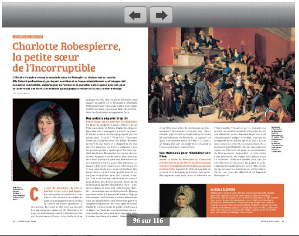 Revue de presse : à trouver chez son marchand de journaux - Page 12 Capt1809